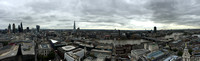 View from the top of St Pauls Cathedral