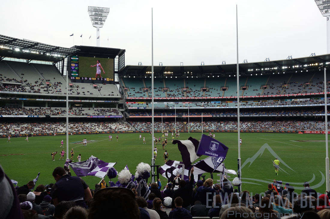 Fremantle vs Richmond, Melbourne Cricket Ground