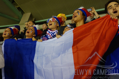 French supporters