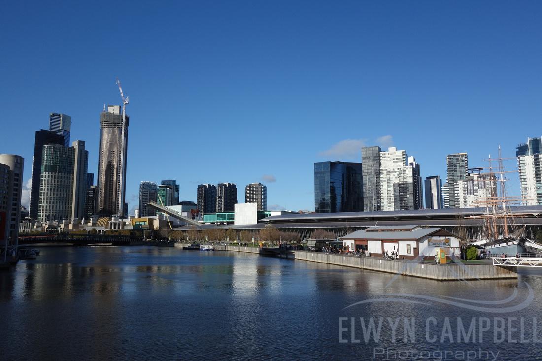 Melbourne South Wharf