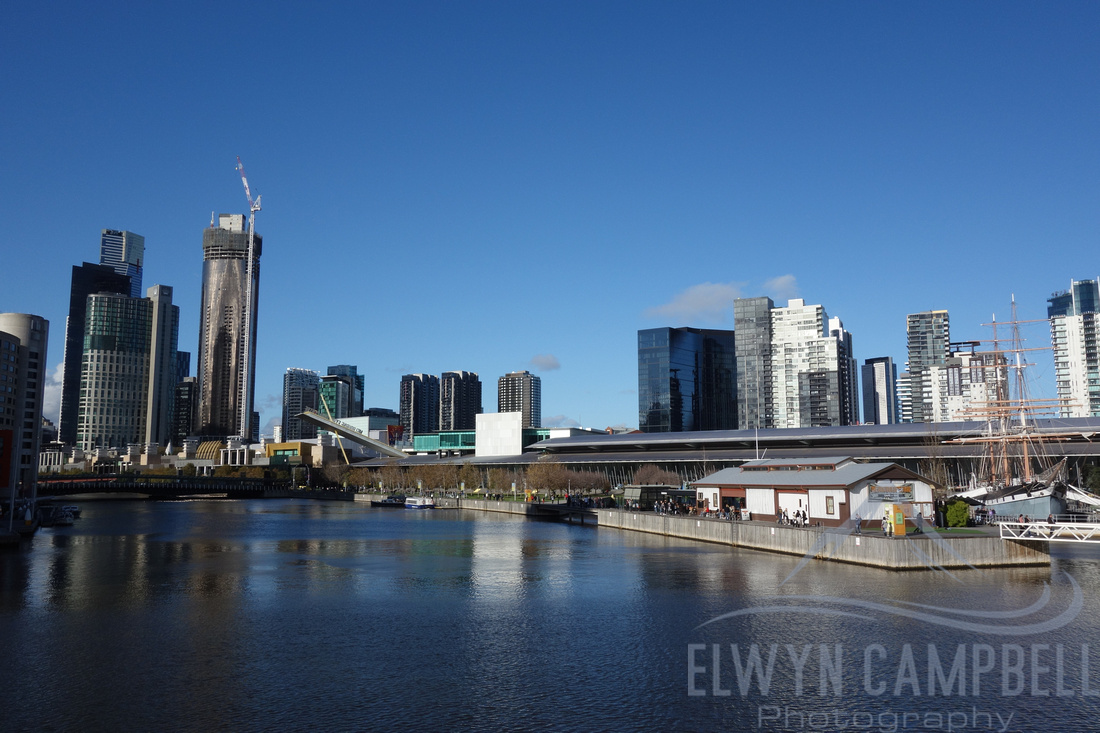 Melbourne South Wharf