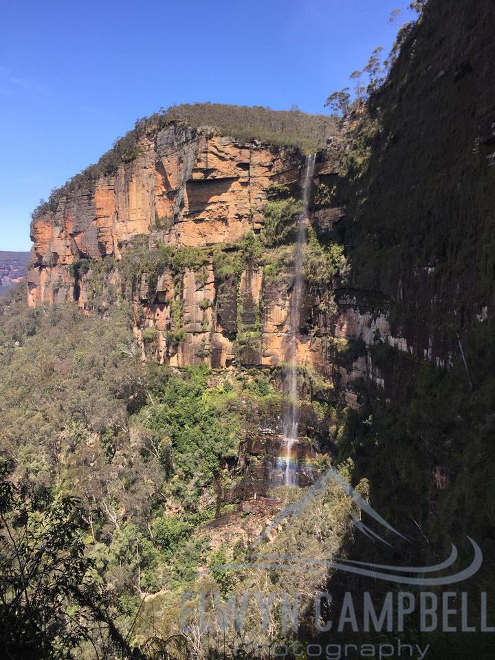 Bridal Veil Falls